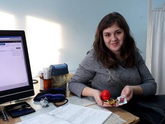 День студента в Беловском фелиале ГКУЗ КО КОЦК