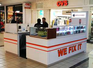 Hyannis mall mobile device repair center