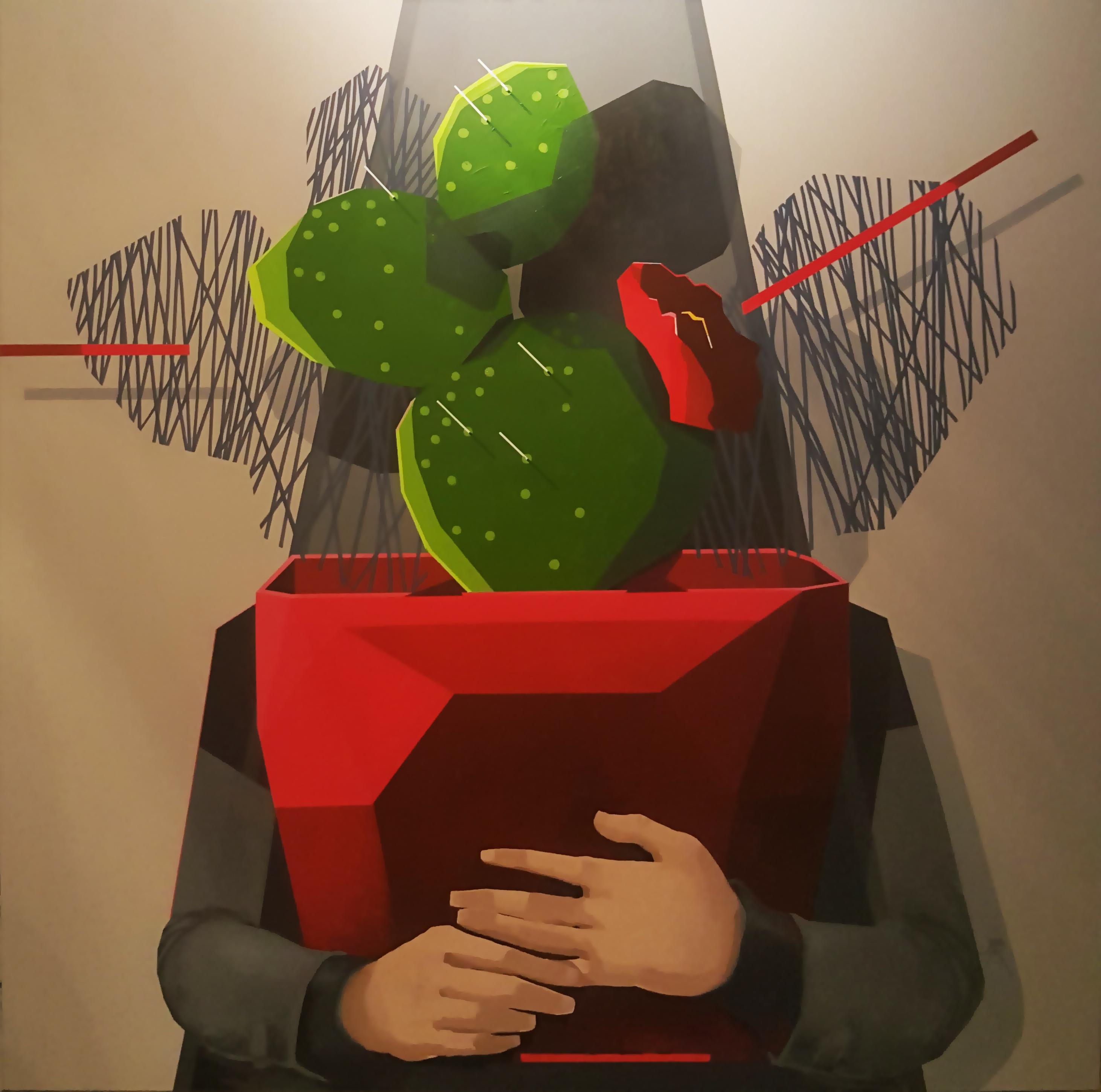 cactus rojo 160x160 2017