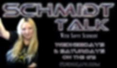 Schmidt Talk New Show Times