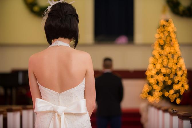 Farrell Christmas Wedding