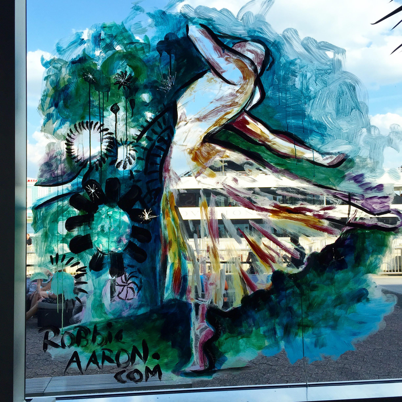 Window Dancer no.1