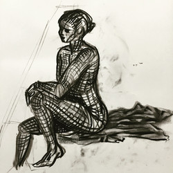 Drawing Woman no.2