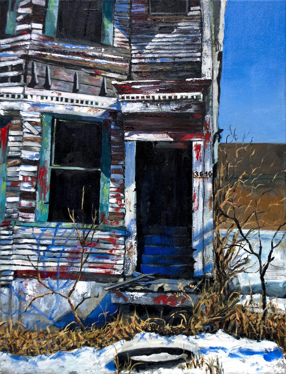 3610 Birdhouse
