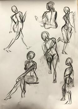 Sketching Gestures no.1