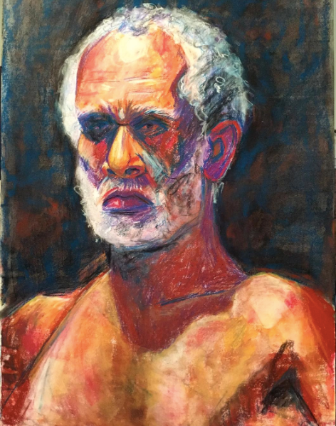 Pastel Portrait of George