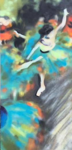 Degas Graffiti