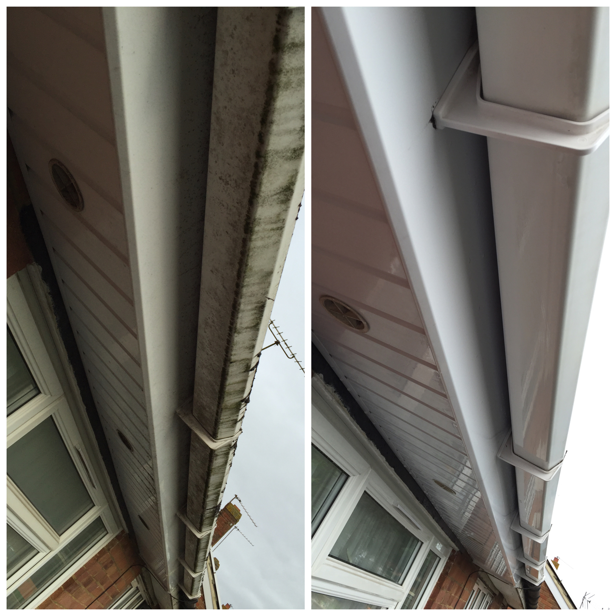 Gutter cleaning maidenhead