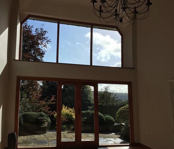Window cleaning Bunrham