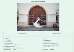 Wedding Package Imagine