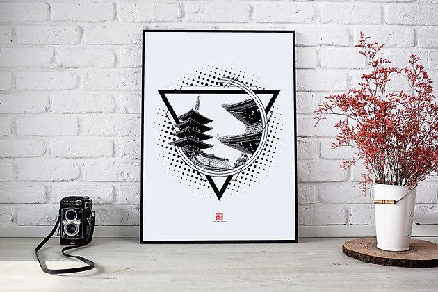 "Print ""Asakusa"""