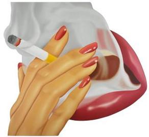 Smoker #9, 1973