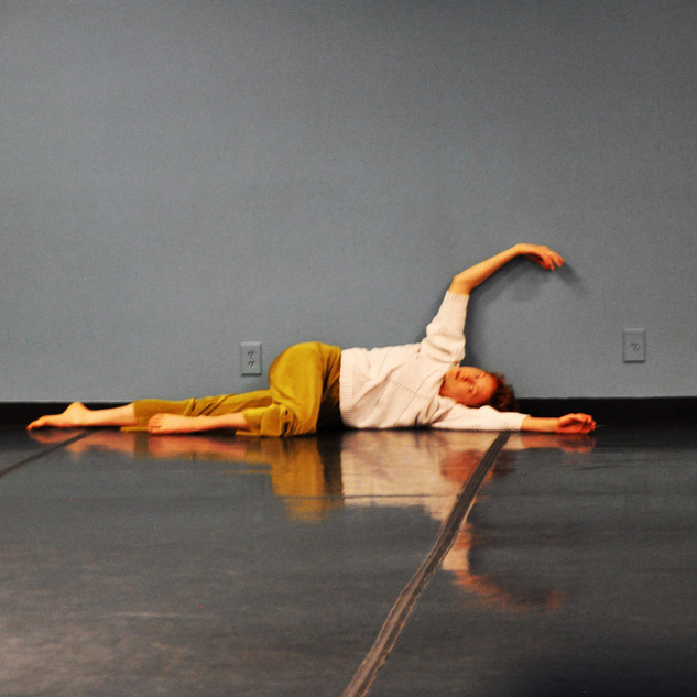 Core Dance CoreoLab Photo by Sue Schroed