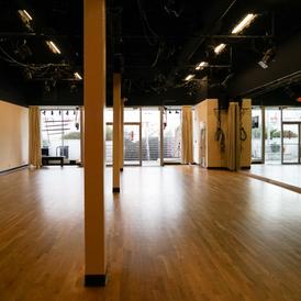 (Downstairs Wood Studio)