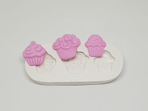 Molde de silicone cupcakes 03