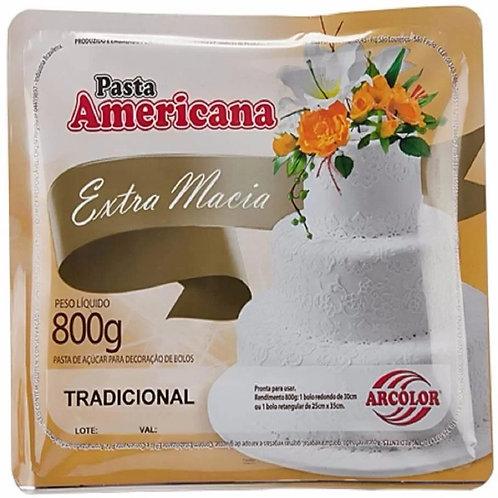 Pasta americana Arcolor tradicional