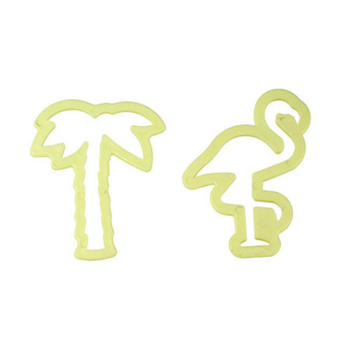 Kit Cortadores Tropical Flamingo - BlueStar