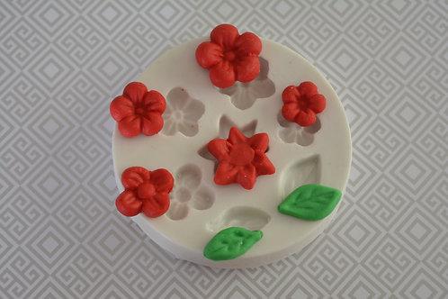 Jogo de flores