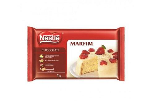 Chocolate Marfim Nestle 1kg