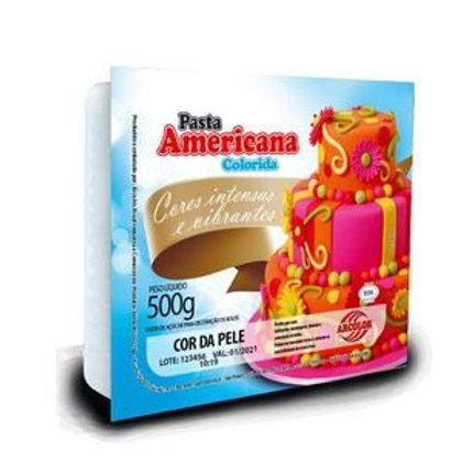 Pasta americana Arcolor cor de pele clara