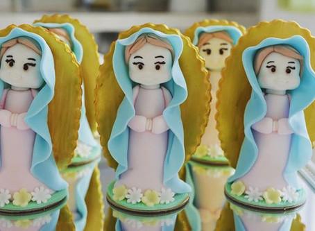 Doces da Santa Nossa Senhora de Guadalupe
