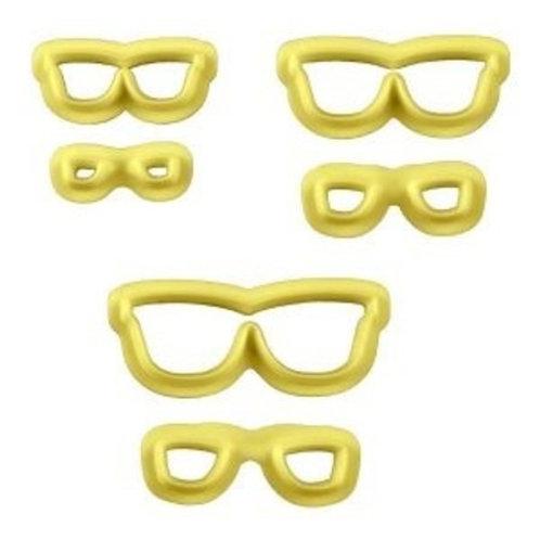 Kit Cortador de Óculos com 3 peças Blue Star