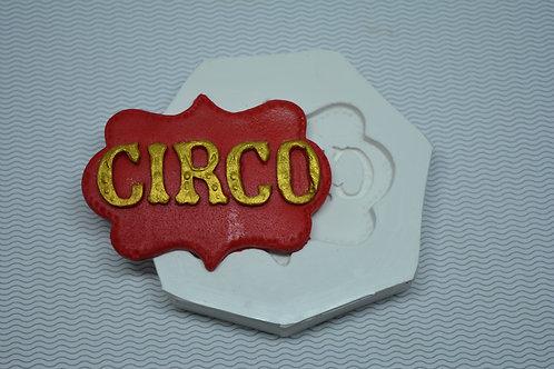 Placa Circo