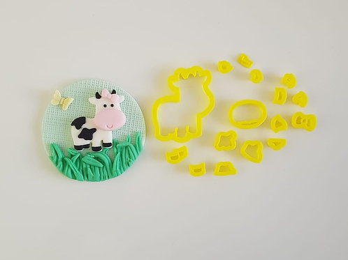 Cortador Modular Vaca