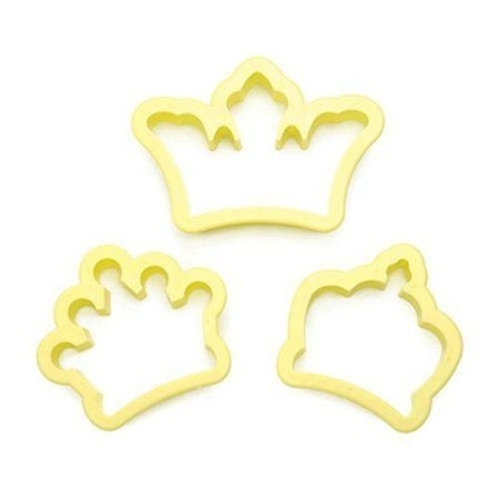 Kit Cortador de Coroa P Blue Star com 3 peças