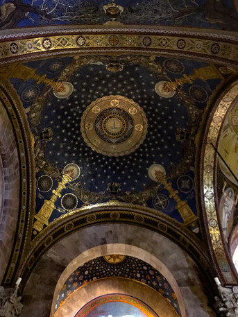 CHURCH OF ALL NATIONS, GETHSEMANE