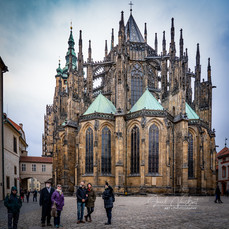 ST VITUS' CATHEDRAL