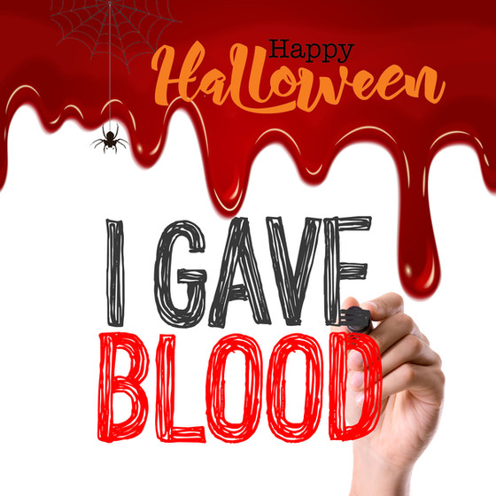 This Year I Gave Blood