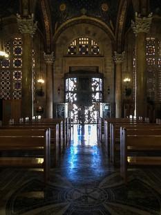 CHURCH OF ALL NATIONS, GETHSEMANE