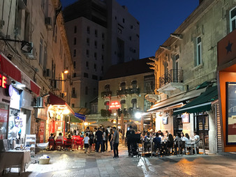 JERUSALEM NIGHT LIFE