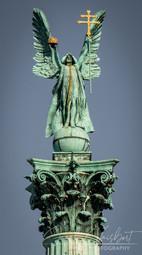 ARCHANGEL GABRIEL IN HEROES SQUARE