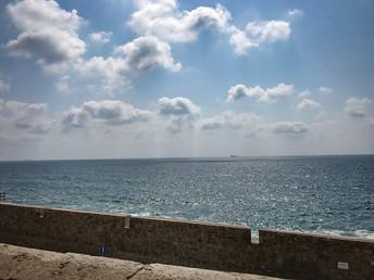 AKKO, VIEW OF THE SEA