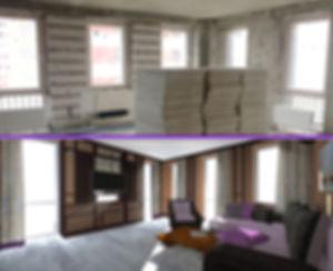 Ремонт квартир и дизайн-проект в новостройках