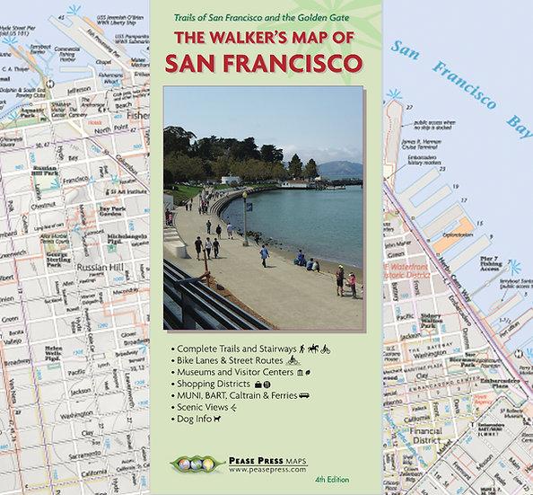 Walker's Map of San Francisco