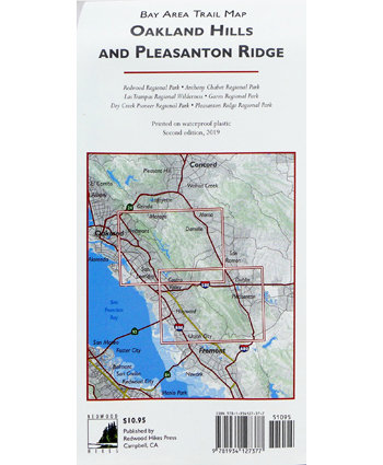 Oakland Hills+Pleasanton Ridge (RHP)
