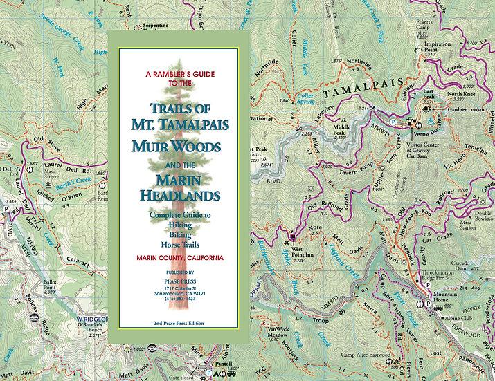 Trails of Mt. Tamalpais, Muir Woods & Marin Headlands