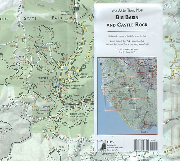 Big Basin+Castle Rock (RHP)
