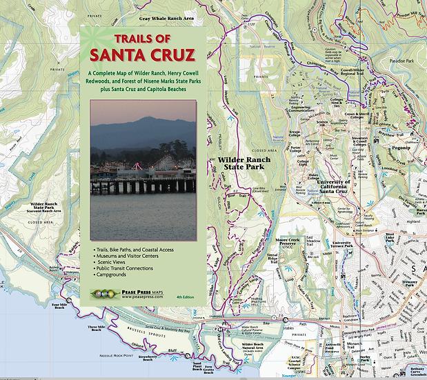 Trails of Santa Cruz