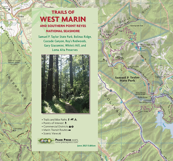 Trails of West Marin
