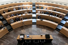 jewpa – le 1er Parlement juif des jeunes de Suisse débat de l'avenir