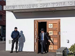 « La menace qui pèse sur la communauté juive reste aiguë »