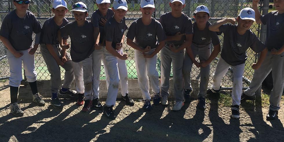 Wolfpack Baseball December Clinic
