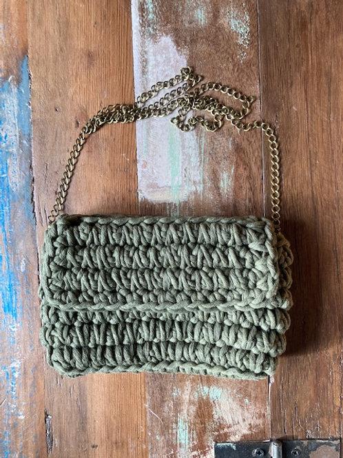 Chunky Clutch Bag