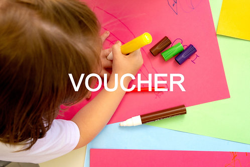 Voucher - Design your Own