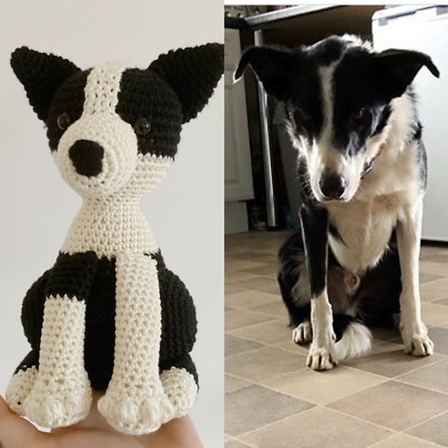 Personalised Cuddly Pet