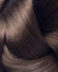 braune Haare